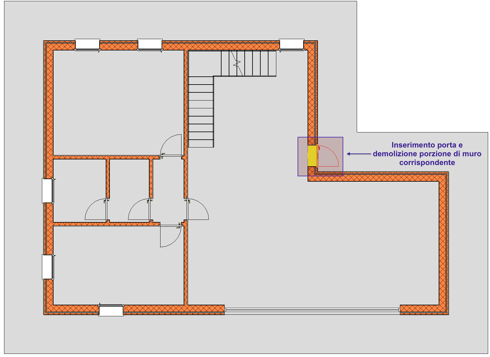Fasi e abaco costruzioni demolizioni parte 1 blog quickrevit - Progetti e costruzioni porte ...