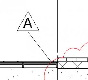 Figura 3 - Etichetta nuvola di revisione