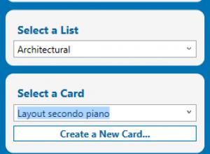 Figura 6 - Individuare Lista e scheda di Trello
